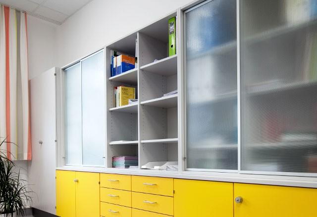 Add-on cupboards