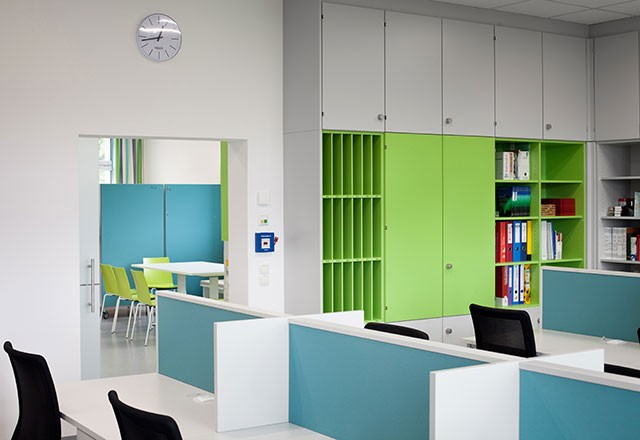 Special cupboards office