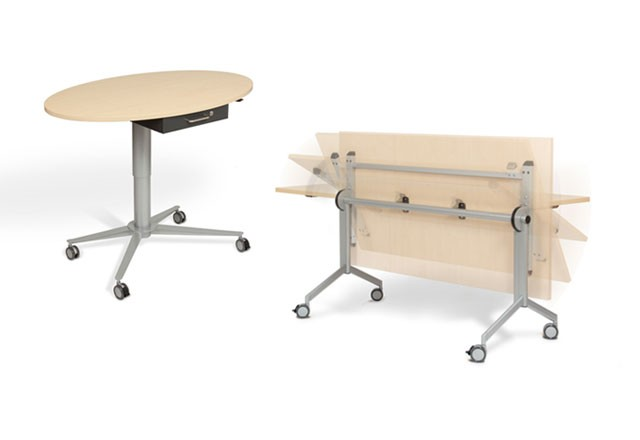 Folding desks and Lift tables