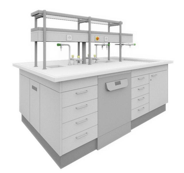 BBG Naturwissenschaftliche Schulmöbel