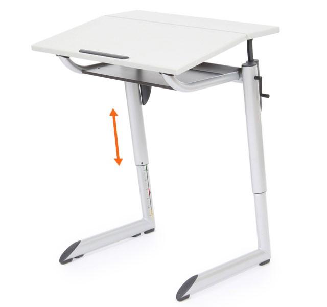 Genio - EV+ High desk