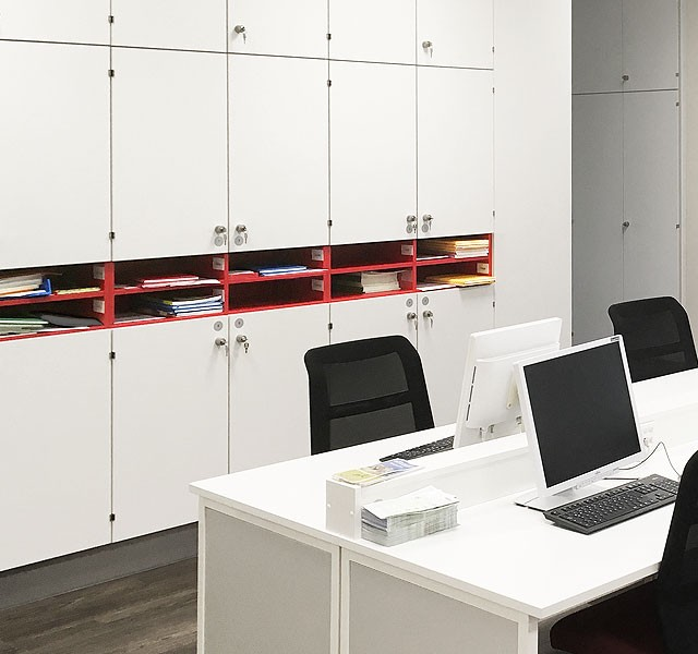 Cupboards for teacher ARMADIO-OFFICE