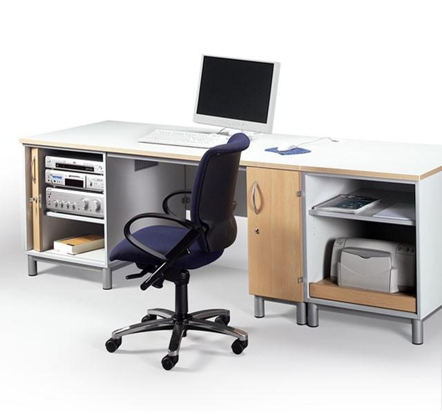 Media desks - Modular system