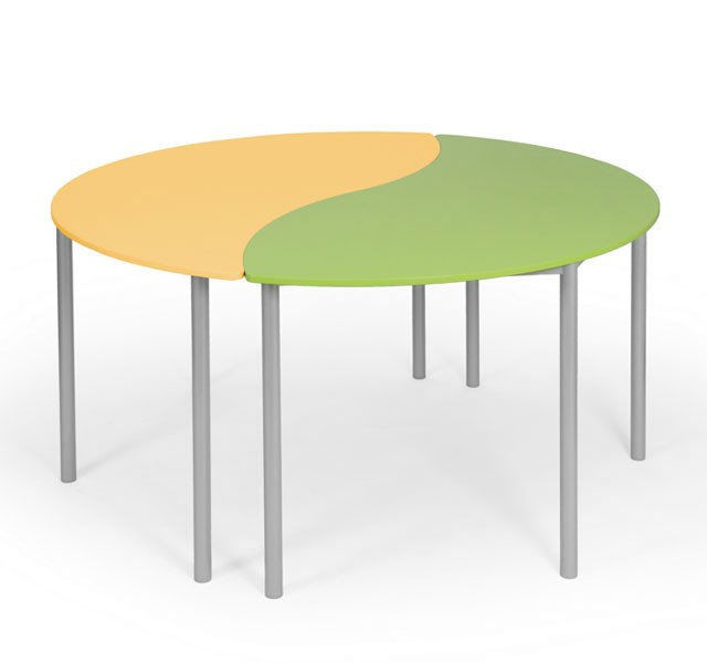Move-Table Welle