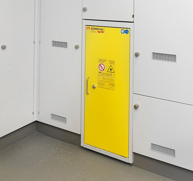 Safety storage cabinets ARMADIO-SCIENCE