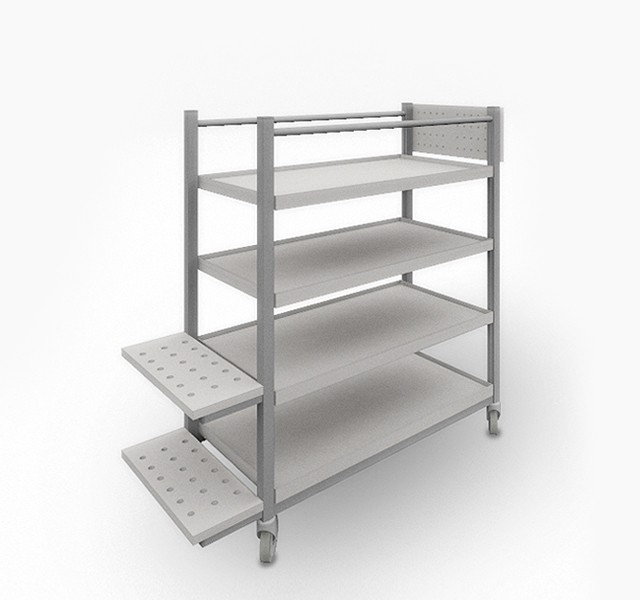 Mobile tool trolleys & tables
