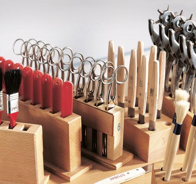 Handwerkzeuge Papierbearbeitung