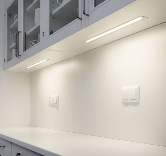 Electrical equipment kitchen