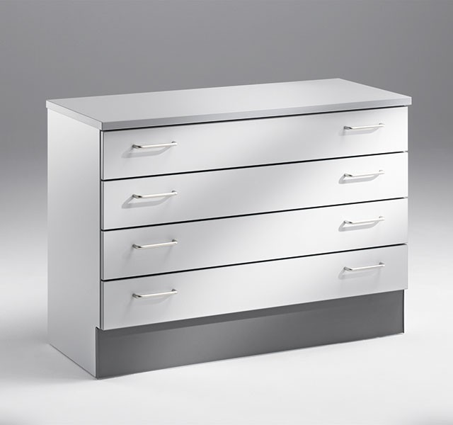 Low cupboards with drawers ARMADIO-BASE