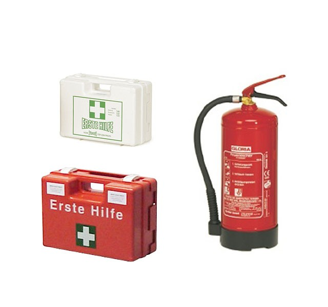 First-aid & Fire protection