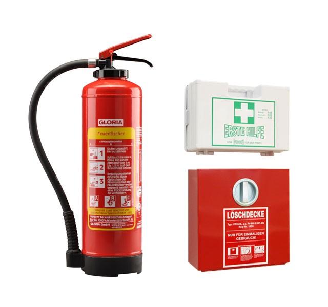 Erste-Hilfe & Brandschutz