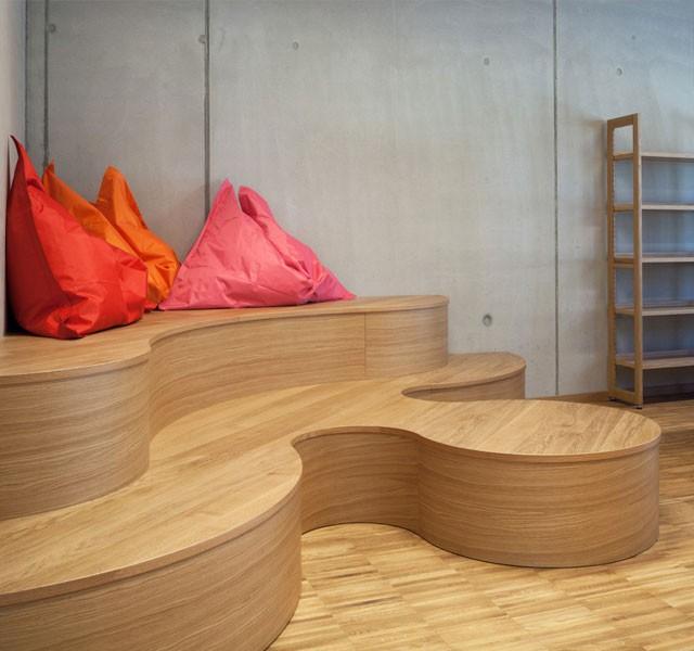 Sitzstufenanlagen  LETTORE-SEATING