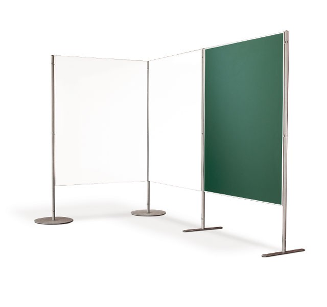 Partition board-system