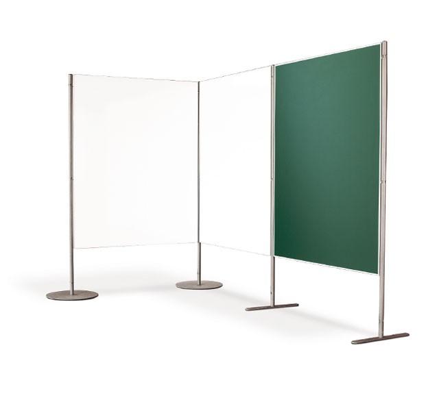 Stellwand-Tafelsystem